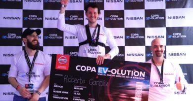 Nissan presenta a los ganadores de la Copa EV-olution