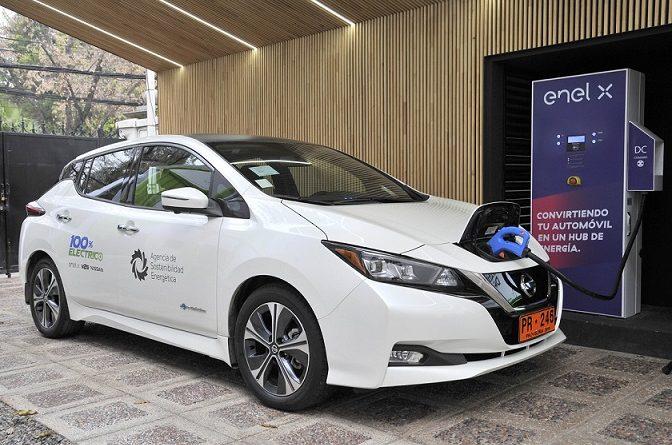 Nissan participa en la primera instalación de un sistema de carga bidireccional en Latinoamérica