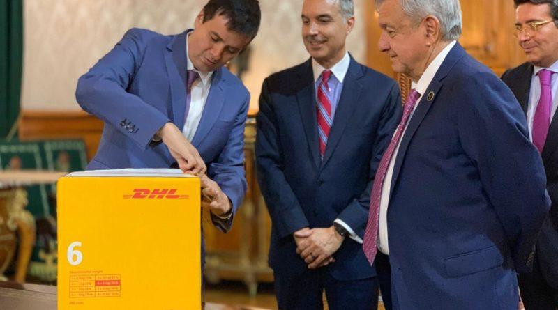 DHL Express México invertirá $300 millones de dólares en México