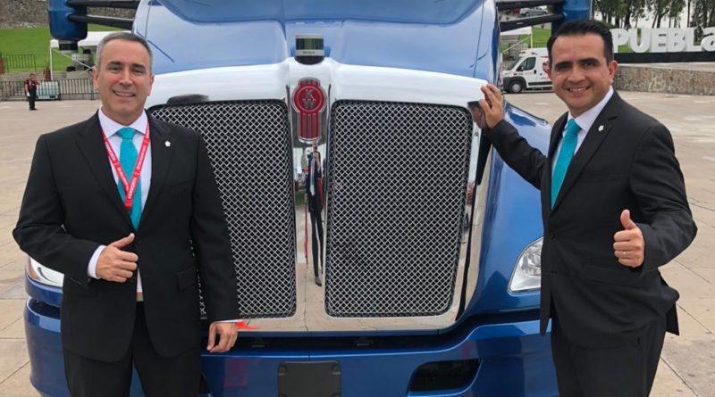 Es Kenworth Mexicana el primero en presentar camión Autónomo Nivel 4 en México
