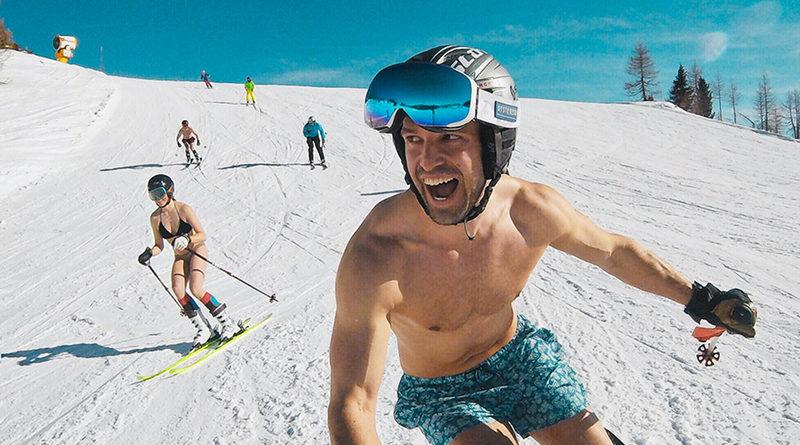 Cómo la leyenda de #HOMEPRO y esquiador Philipp Klein se convirtió en una sensación viral, sin salir de su casa