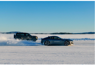 JAGUAR LAND ROVER  ICE ACADEMY