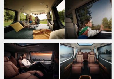 Debuta el MPV STARIA de Hyundai Motor, pioneros en el futuro de la movilidad con seguridad y versatilidad