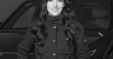 Thalía Castro Roldan. Nueva Directora de Marketing y Relaciones Públicas en Mercedes-Benz México.