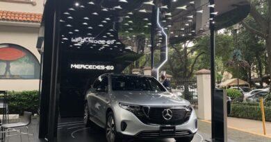 Mercedes EQ electrifica la Ciudad de México